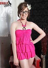 Young Brielle Bop is an extremely passable girl from Nashville Tennessee who  is now living and enjoying her time in the San Francisco Bay Area. She&a