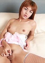 Thai Ladyboy Sandy - Nurse Sandy